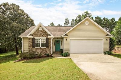 Aiken Single Family Home For Sale: 51 Summerset Court