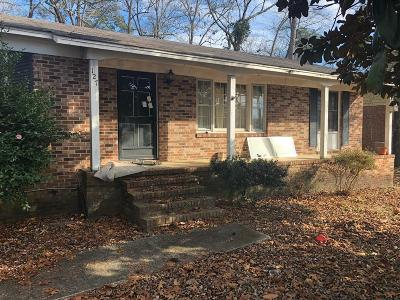 Evans Single Family Home For Sale: 127 N Belair Road