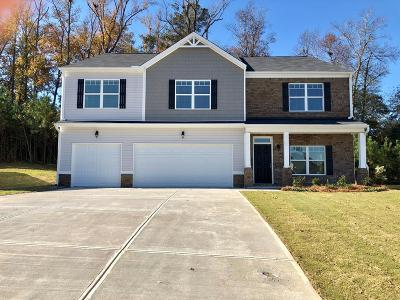 Grovetown Single Family Home For Sale: 7010 Blackberry Drive
