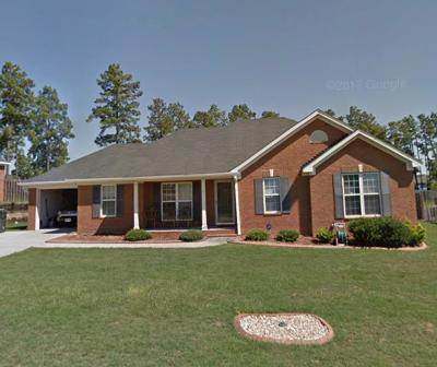 Augusta Single Family Home For Sale: 4431 Silverton Road
