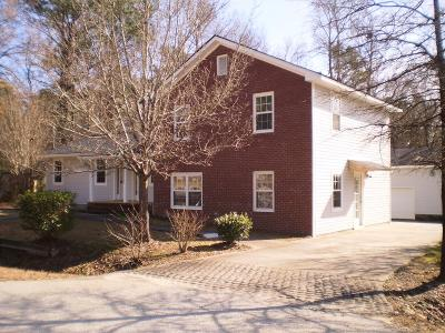 Evans Single Family Home For Sale: 925 Cobb Road