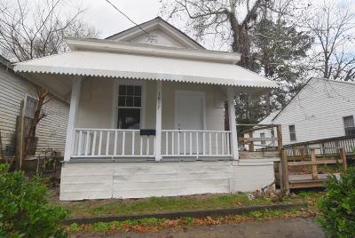 Augusta Single Family Home For Sale: 1817 Ellis Street