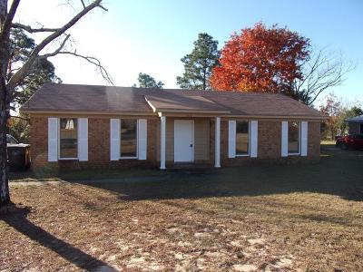 Hephzibah Single Family Home For Sale: 2556 Spirit Creek Road