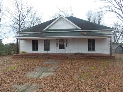 Lincolnton Single Family Home For Sale: 2629 Double Branches Road