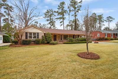 Augusta Single Family Home For Sale: 2911 Sussex Road