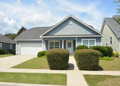 Grovetown Single Family Home For Sale: 2112 Magnolia Pkwy