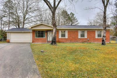 Richmond County Single Family Home For Sale: 3625 Ronnie Court
