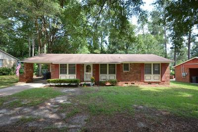 Augusta Single Family Home For Sale: 2214 Mura Drive