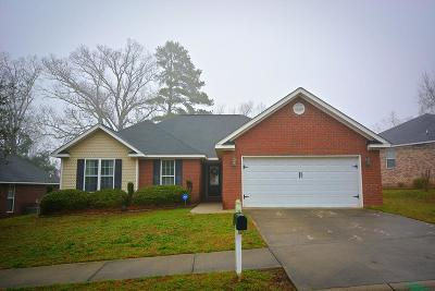 Grovetown Single Family Home For Sale: 659 Butler Springs Circle