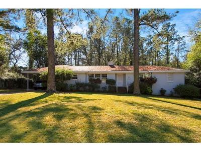 Augusta Single Family Home For Sale: 2246 Overton Road