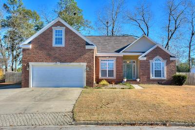 North Augusta Single Family Home For Sale: 649 Calbrieth Way