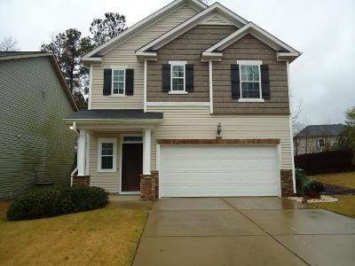 Grovetown Single Family Home For Sale: 722 Kensey Park Lane