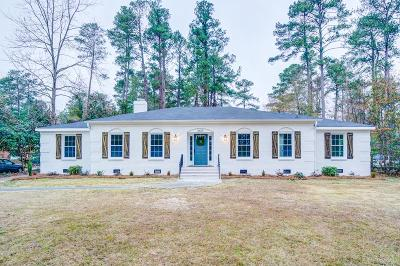 Augusta Single Family Home For Sale: 3605 Jamaica Drive