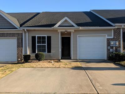 Grovetown Attached For Sale: 166 Brandimere Drive
