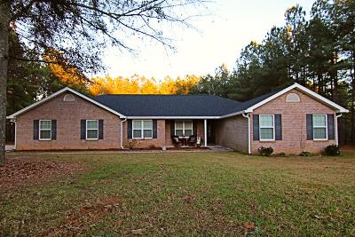 Hephzibah Single Family Home For Sale: 4310 Bath Edie Road