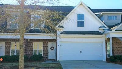 Grovetown Single Family Home For Sale: 1105 High Meadows Court