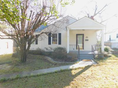 Augusta Single Family Home For Sale: 538 Hickman Road