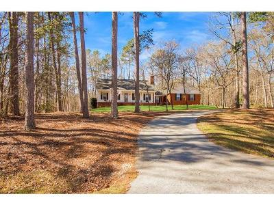 Grovetown Single Family Home For Sale: 105 Sugar Creek Court