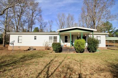 Columbia County Manufactured Home For Sale: 1152 Newman Road