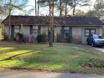 Edgefield County Single Family Home For Sale: 303 Catalpa Street