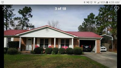 Columbia County, Richmond County Single Family Home For Sale: 2611 Carrington Drive