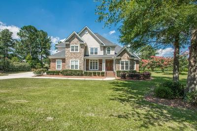 Single Family Home For Sale: 355 Lake Murray Drive