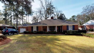 Augusta Single Family Home For Sale: 2238 Overton Road
