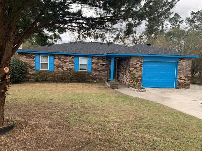 Augusta Single Family Home For Sale: 2348 Travis Pines Drive