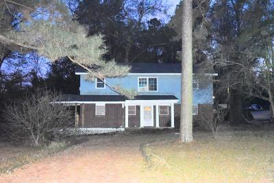 Augusta Single Family Home For Sale: 3372 Beaver Drive