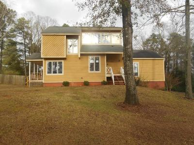 Columbia County, Richmond County Single Family Home For Sale: 4113 Big Oak Drive