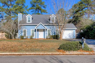 Augusta Single Family Home For Sale: 641 Clinton Way W