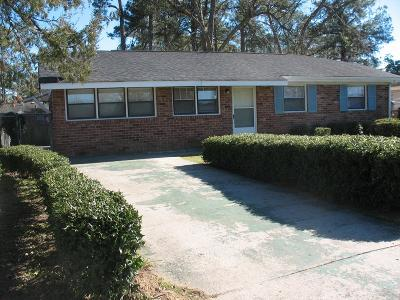 Augusta Single Family Home For Sale: 616 Beaufort Avenue