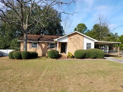 North Augusta Single Family Home For Sale: 503 McKenzie Court