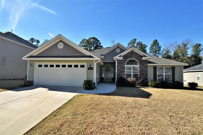 Aiken Single Family Home For Sale: 342 Loudoun Drive