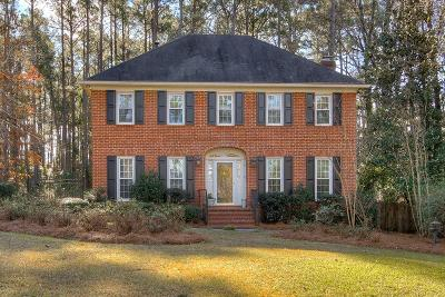 Martinez Single Family Home For Sale: 3758 Roscommon S