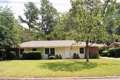 Augusta Single Family Home For Sale: 2224 Darlington Drive