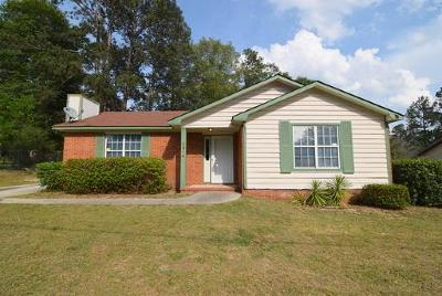 Richmond County Single Family Home For Sale: 3914 Wexford Court