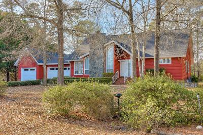 Lincolnton Single Family Home For Sale: 1346 Plantation Circle