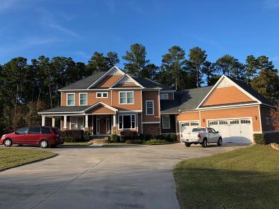 Lincoln County Single Family Home For Sale: 1045 Plantation Lane