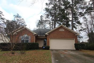 Columbia County Single Family Home For Sale: 4622 Country Meadows Court