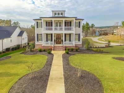 Evans Single Family Home For Sale: 762 Marsh Point Road