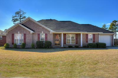 Richmond County Single Family Home For Sale: 4421 Silverton Road