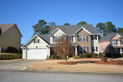 Evans Single Family Home For Sale: 2006 Farnworth Cove