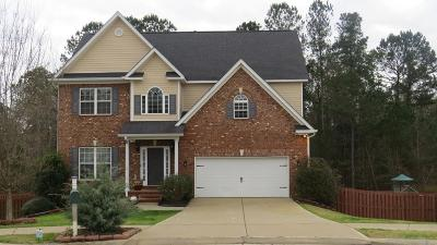 Grovetown Single Family Home For Sale: 9521 Berwick Court
