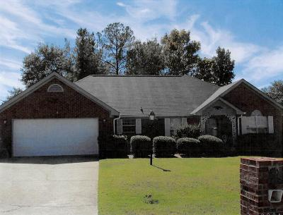 Martinez Single Family Home For Sale: 2004 Balkcom Court