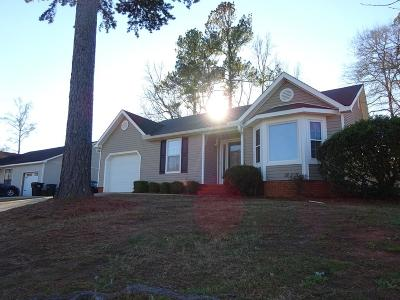 Martinez Single Family Home For Sale: 135 Crawford Drive