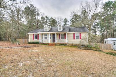 Hephzibah Single Family Home For Sale: 2062 Louisa Road