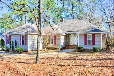 Aiken Single Family Home For Sale: 200 Hagen Court