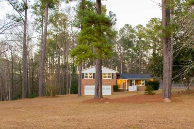North Augusta Single Family Home For Sale: 1013 Pinon Drive