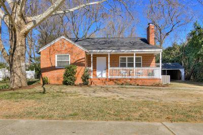 North Augusta Single Family Home For Sale: 527 W Buena Vista Avenue